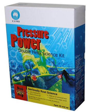 CSIRO Pressure Power